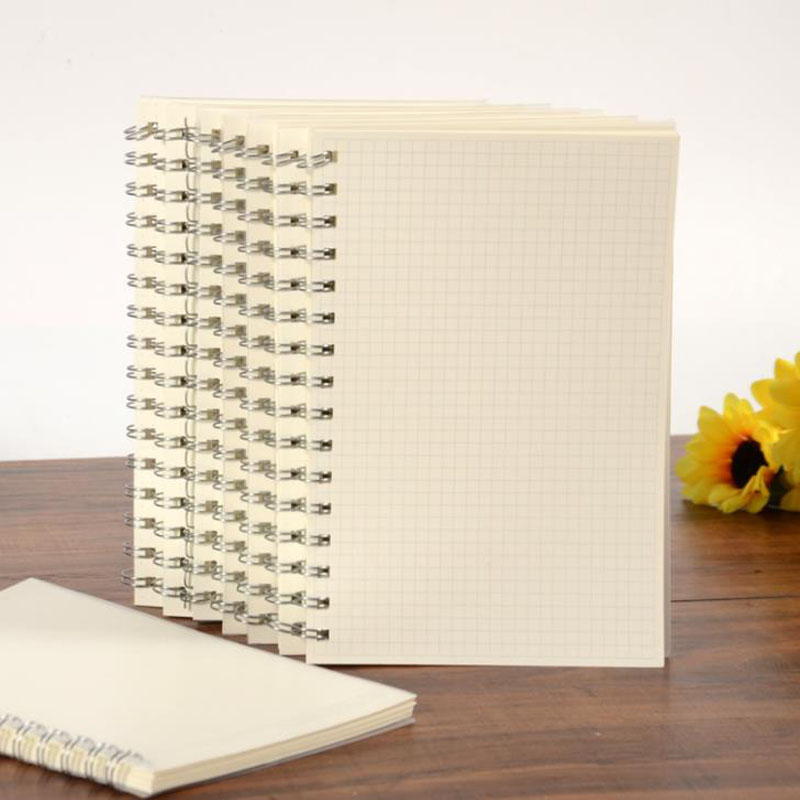 1 Pcs Novelty A5 Loose Leaf Notebook Refill Spiral Binder Planner Inner Page Dairy Weekly Plan To do Line Dot grid candino elegance c4577 2