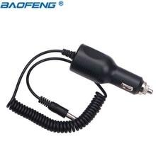 BAOFENG UV-5R автомобиля Зарядное устройство кабельной линии 10 V Выход для pofung uv5r A-52 II портативный Радиоприемник BF-F8HP UV-82 uv82 GT-3 Walkie Talkie