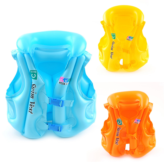 Fashion Children's Life Jacket Buoyancy Swimming Accessories Baby Life Jacket Summer Swimming Pool Auxiliary Water Sports