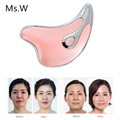 Ms.W Facial Lifting TCM Bo Jn Therapy Device Facial Chin V Shaped Lifting Firming V Line Face Machine Heating Massage 12000/min
