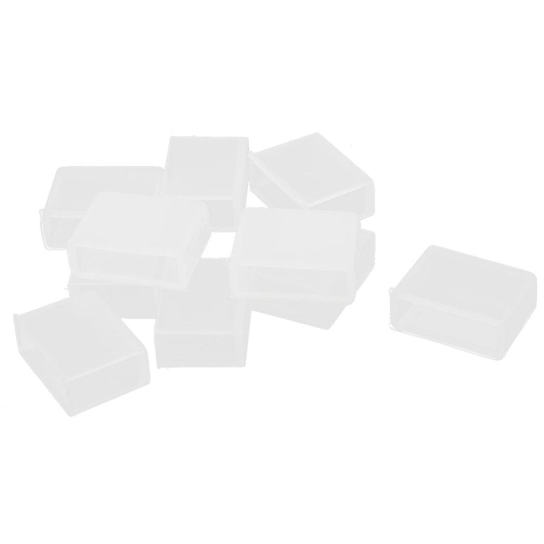 10 pcs 12mm Silicone End Cap Cover for 5050 2811 IP67 IP68 12V LED Tube cd магнитола sony zs pe60
