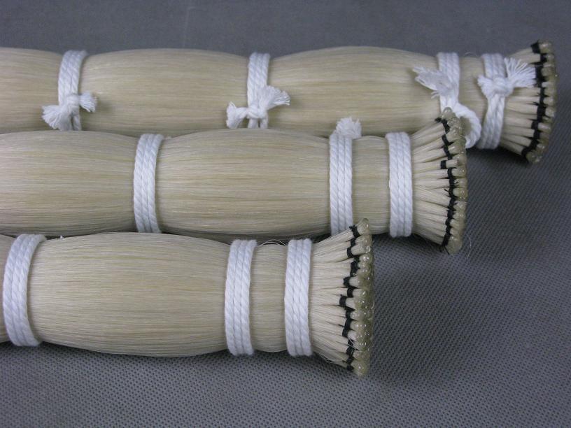 500g High quality horsetail bowhair 80-85cm ,bow horse hair500g High quality horsetail bowhair 80-85cm ,bow horse hair