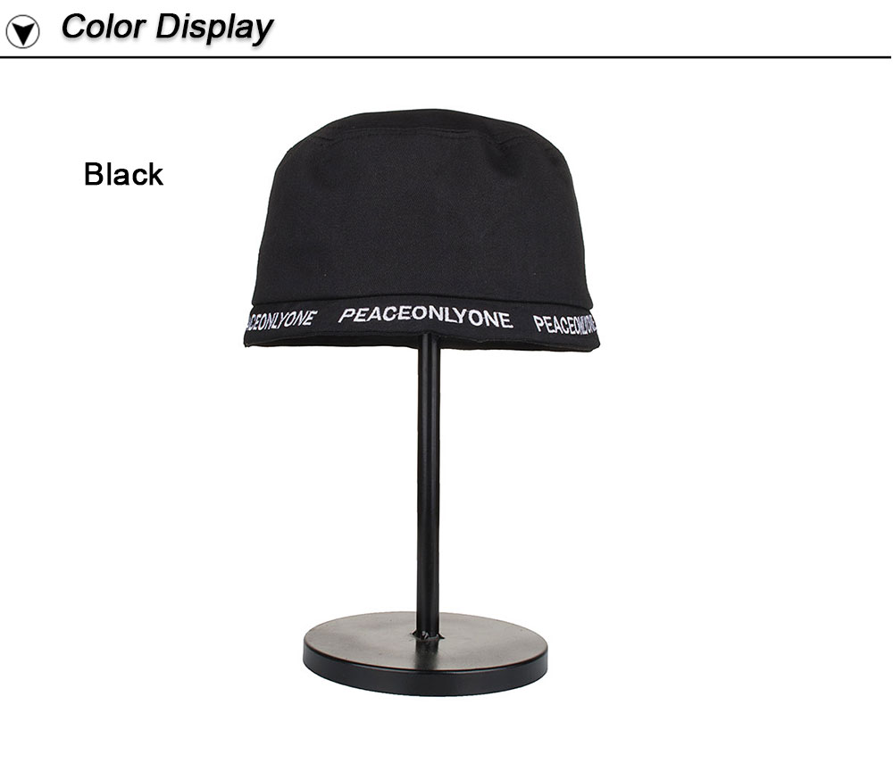df992ca4 Details about AKIZON 2018 High quality Fashion New Arrival Spring Women Bucket  Hat Peace only