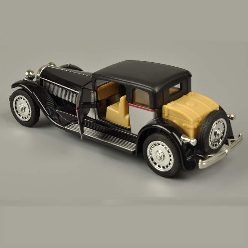 Collection Alloy Diecast 1/28 Bugatti Veyron Car Model Toys Electroni Pull Back Retro Vintage Car Toy Car Kids Boy Gift Toy L65