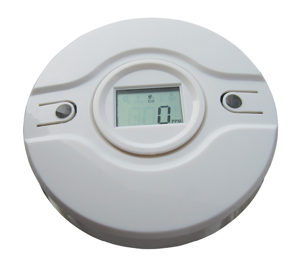 MD-2001R 433MHz Family House Safety Wireless Combustible CO Gas Leak Detector Fire Alarm Sensor for ST-VGT, ST-IIB, ST-V Alarm high quality wireless home safety smoke detector fire alarm sensor md 2105r with photoelectric sensor for st iiib st vgt etc