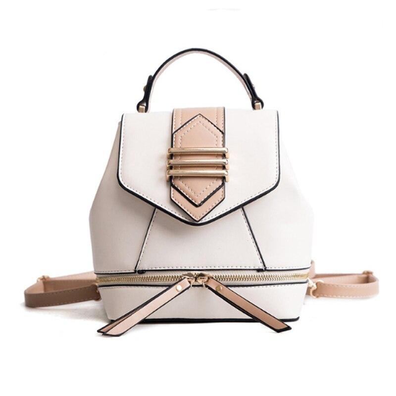 Female Luxury Brand Designed Backpack Schoolbag PU Leather Women Backpacks Casual style 3e673Female Luxury Brand Designed Backpack Schoolbag PU Leather Women Backpacks Casual style 3e673