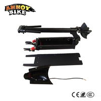 Annoybike 8 polegada 10 polegada duplo kit de amortecedor e scooter peças da motocicleta elétrica acessórios Acessórios para bicicleta elétrica     -
