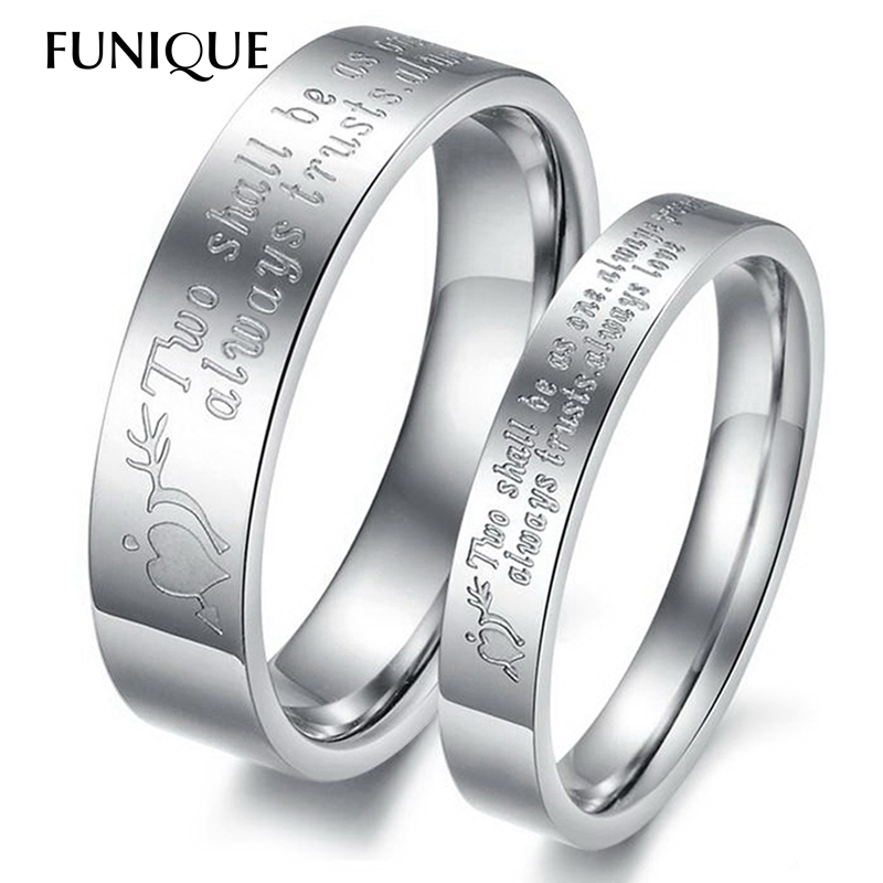 20x King/'s Queen/'s CROWN Stainless Steel Rings Men Women Wedding engagement Ring