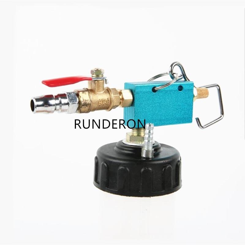 Image 3 - Automotive Brake Fluid Oil Exchange Replacement Pump Tool