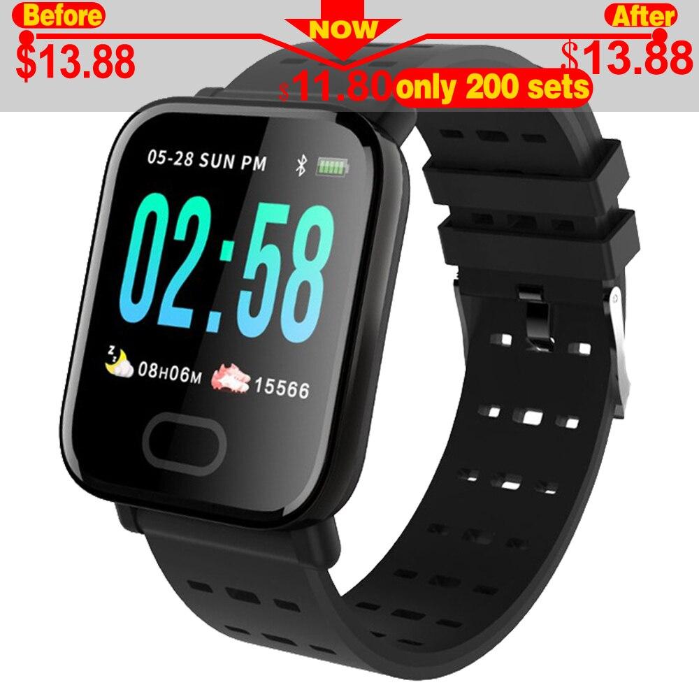 WatchIn Smart Band Cardi Tracker 51Off 91 a6 Ritmo Pulsometro Fitness Inteligente Us9 Control Remote Waterproof Bracelet Wristband Reloj sQCdBrxoth