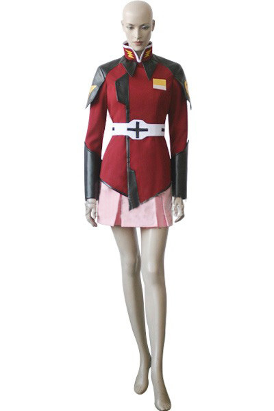 2016 best quality font b anime b font costumes Gundam Seed Lunamaria Hawke font b Cosplay
