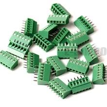 2.54mm PCB Screw Terminal Block, 0.1
