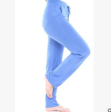 Plus size 4XL pijama pants women pajama pants home wear bottoms ladies cotton pant sleepwear autumn women's sleep pant S0142 1