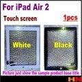 1 шт. Высокое качество Нового 9.7 дюймов Для ipad air 2 Сенсорный экран Планшета Стекло Датчик Ремонтируется для ipad 6 6th Tablet Pc Touchscr