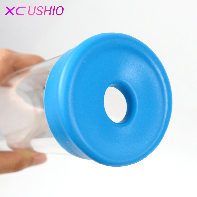 3pcs/lot Penis Pump Sleeve Cover Silicone Rubber Seal Replacement Penis Enlarger Device Penis Pump Vacuum Cup Accessory for Men 24pcs lot ultra thin 001 slim condoms for men pleasure nautural close fit latex rubber penis sleeve contraception products