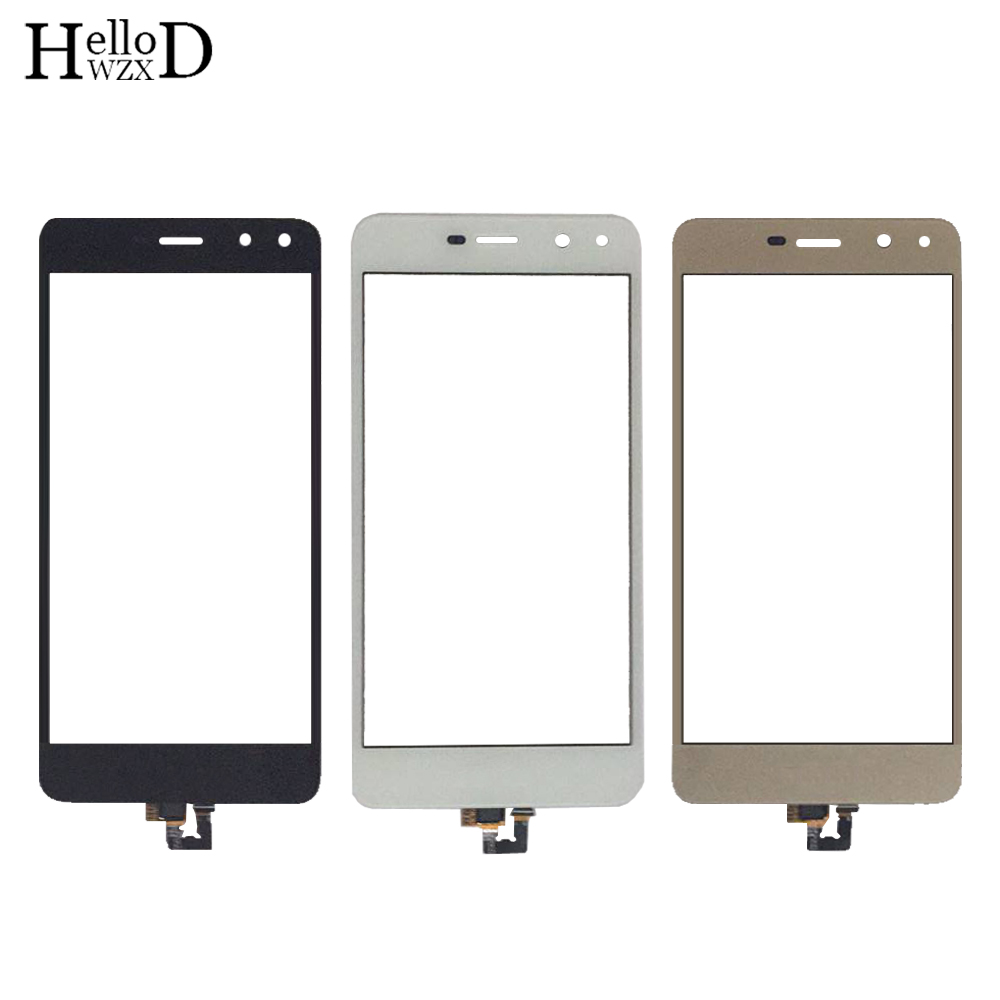 Mobile Touchscreen Touch Panel For Huawei Y5 2017 Y5III MYA-L22 MYA-L23 Touch Screen Sensor Digitizer Front Glass Protecotr Film
