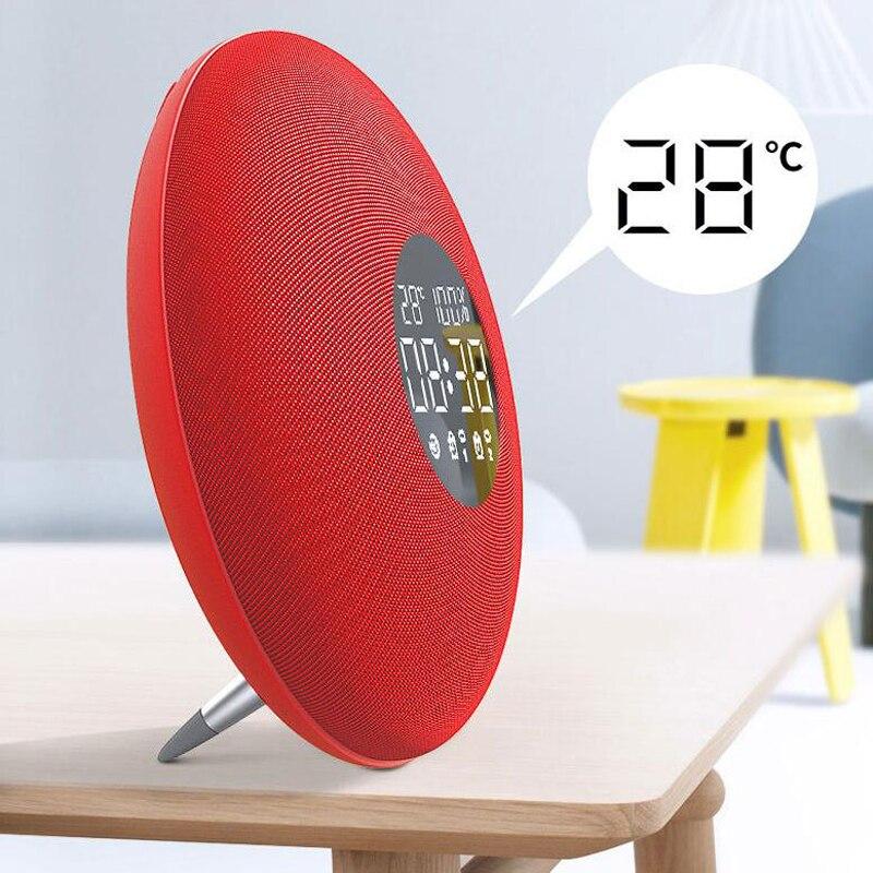 Nuovo Mini Altoparlante del Bluetooth Altoparlante Portatile Senza Fili Sistema Audio 3D Musica Stereo Surround Supporto Bluetooth, TF AUX - 4