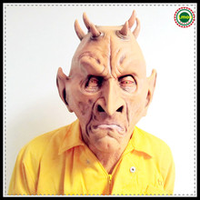 Free shipping Halloween Cosplay Realistic Horror Halloween Party Alien UFO Mask Clown Ghost Mask Scary Masquerade