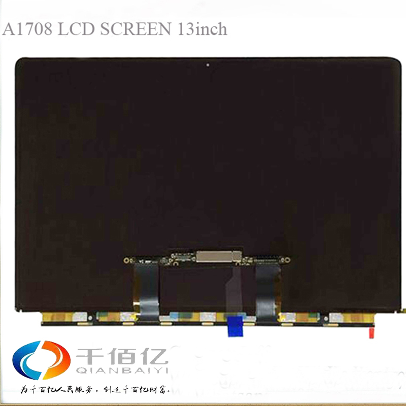 Original brand new A1708 lcd screen for Macbook Pro Retina 13inch A1708 lcd panel 2016 Year