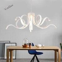 Led Lustre Lamparas De Techo Colgante Moderna Suspension Luminaire Chandelier Ceiling Hanglamp Home Chandeliers Lighting Fixture
