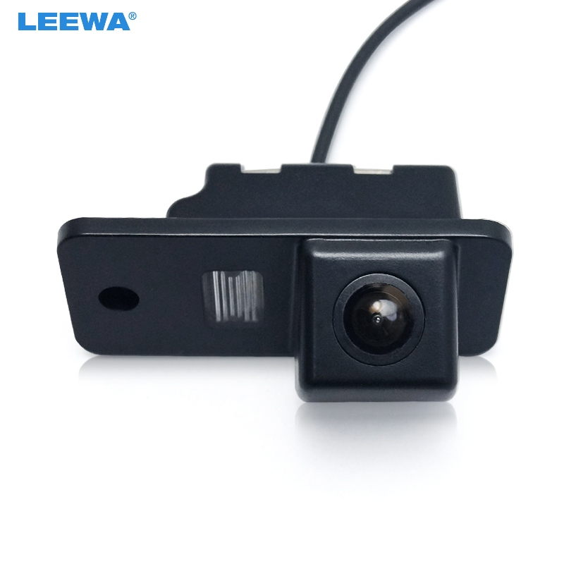 LEEWA HD Car Rear View <font><b>Camera</b></font> Parking <font><b>Camera</b></font> For <font><b>Audi</b></font> A3 A4 <font><b>A6</b></font> A8 Q5 Q7 A6L Backup <font><b>Camera</b></font> #CA1067 image