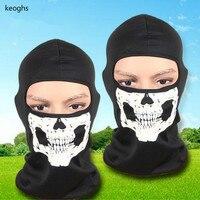 Crâne masque moto crâne masque crâne cache-cou moto visage masque livraison gratuite