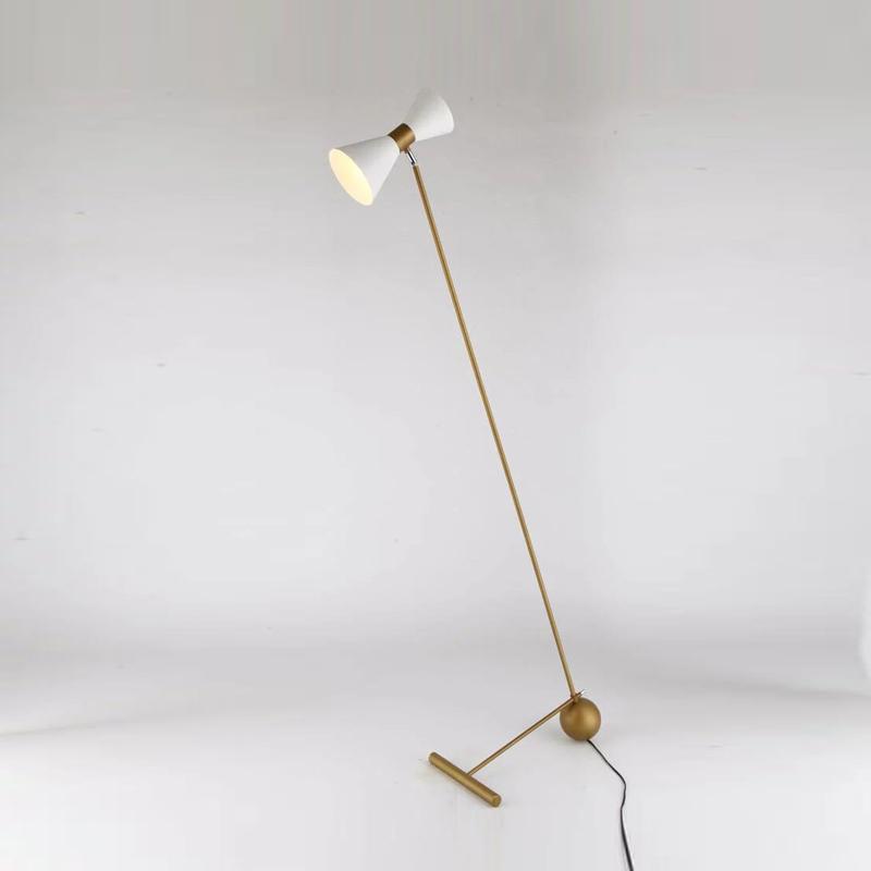 Preis Auf Gold Floor Lamps Vergleichen - Online Shopping / Buy Low ... Wohnzimmer Weis Schwarz Gold