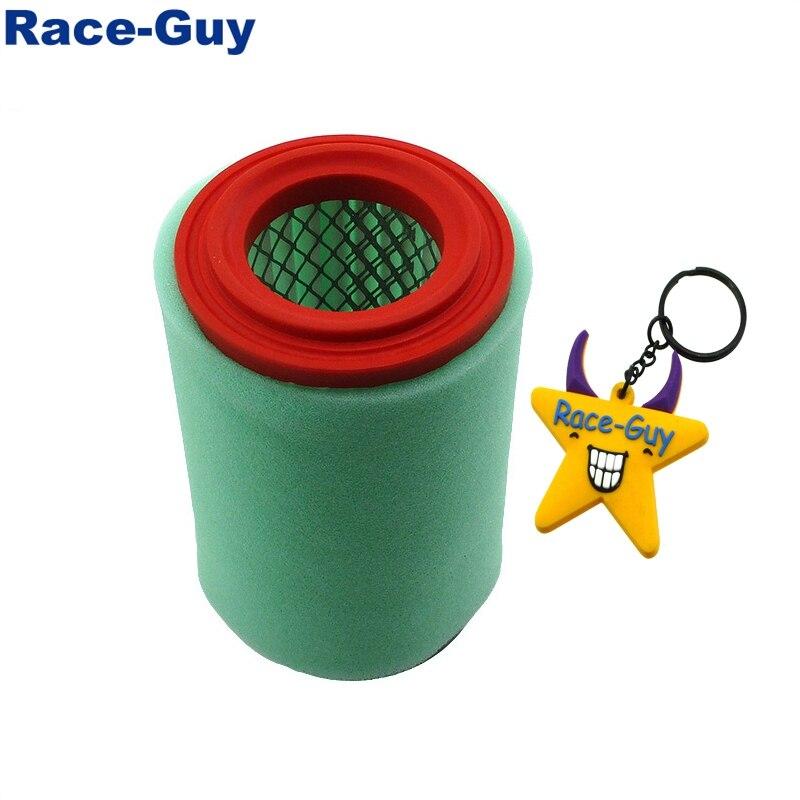 Race-Guy Aftermarkt Air Filter for Yamaha 1P0-E4450-00-00 4XE-E4450-00-00 Big Bear 250 400 Bear Tracker 250
