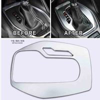 The automobile automatic gear panel decoration cover For Chevrolet Camaro Sixth generation 2016 present