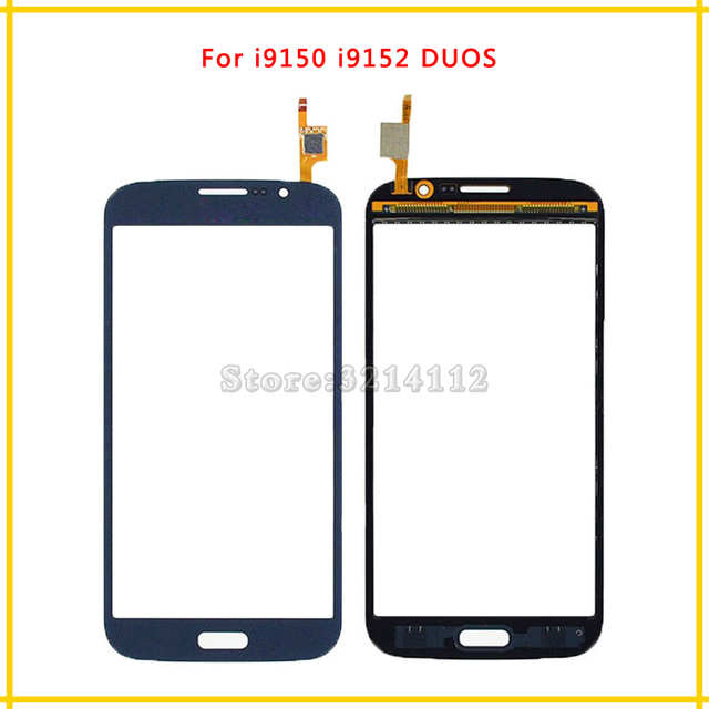 5pcs/lot Touch Screen Digitizer Sensor Outer Glass Lens Panel For Samsung Galaxy Mega 5.8 i9150 GT-i9150 GT-i9152 i9152