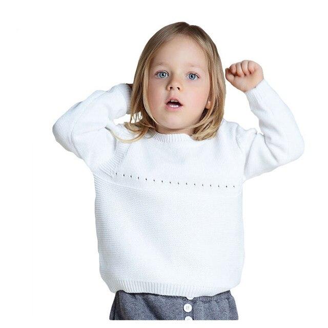 2017 Fashion Baby Girls Sweater T-shirt Kids Thicken Rabbit Pattern Animal Shirts For Children Sweater Spring Clothing