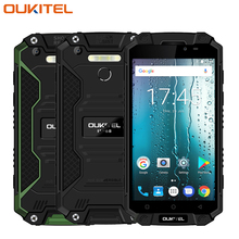 Oukitel K10000 Max IP68 Waterproof Dustproof Shockproof Cell Phone 5.5 inch 3G RAM 32G ROM MTK6753 Octa Core 10000mAh Smartphone