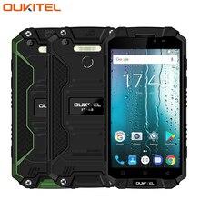 Oukitel K10000 Max IP68 Waterproof Dustproof Shockproof Cell Phone 5.5 inch 3G RAM 32G ROM MTK6753 Octa Core 10000mAh Smartphone