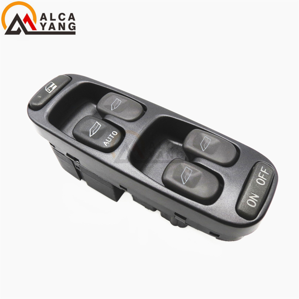 For Volvo S70 XC70 V70 Window Master Control Switch 1998