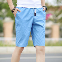 2019 men summer tide slim casual shorts jf6