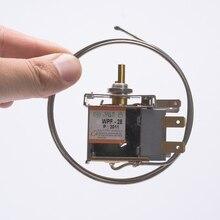 Металлический шнур 2 булавки холодильник термостат регулятор для морозильной камеры переключатель 2 фута холодильная техника Ремонт Запчасти