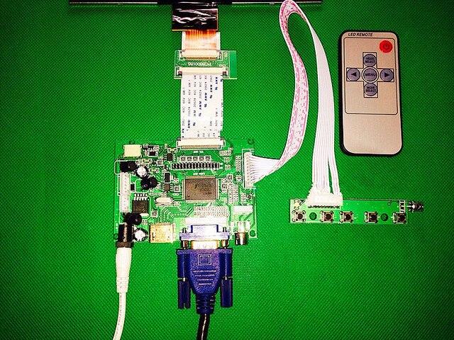 """HDMI/VGA/AV Bordo di Driver di Controllo + 8 """"pollici HE080IA-01D 1024*768 IPS ad alta definizione display LCD Per Raspberry Pi"""