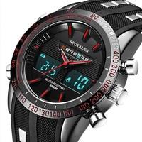 Sport Electronic Watch Men Military Luxury Watch Men LED Dual Display Male Clock Casual Brand Wrist