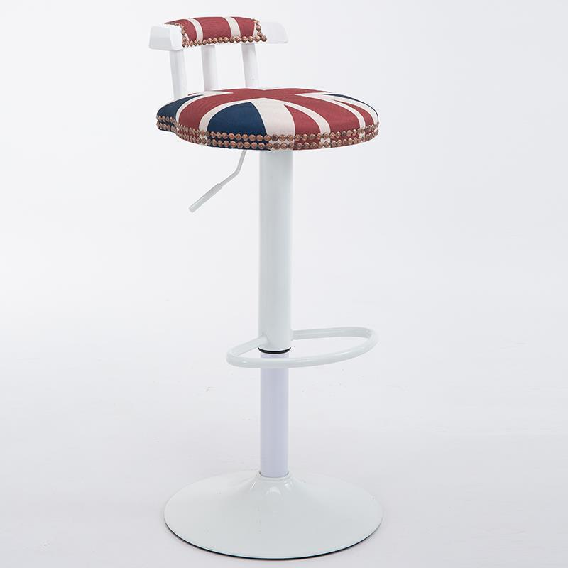 Купить с кэшбэком Table Stoelen Para Sedia Taburete La Barra Barkrukken Comptoir Fauteuil Leather Cadeira Silla Tabouret De Moderne Bar Chair
