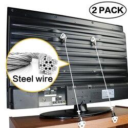 Correas Anti-Tip de seguridad para bebés para TV plana y muebles correa de pared protección de bloqueo de niños productos para niños