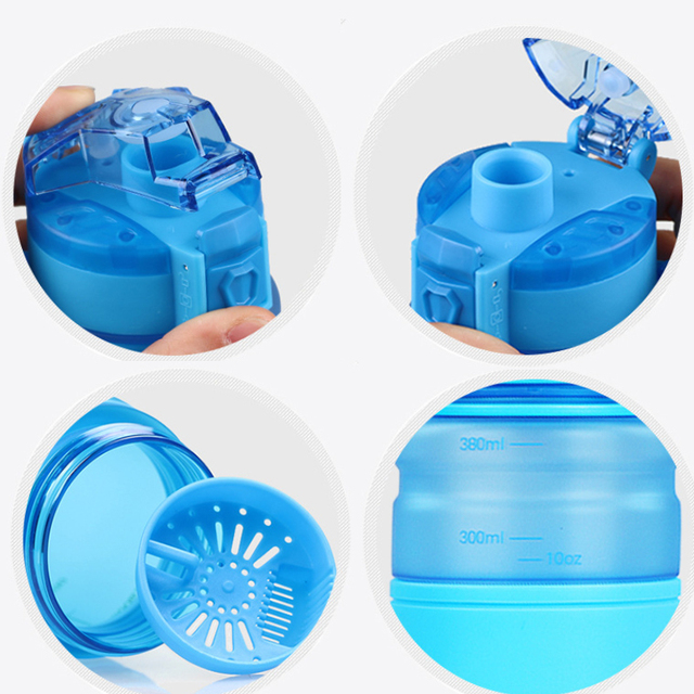 Camping Plastic Bottle