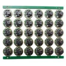 Pilote de lampe de poche led 17mm XM-L/1 Mode 3V-18V, Circuit imprimé pour bricolage, pièces d'accessoires de torche, 10 pièces