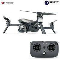 Walkera Вита 320 5,8 Г Wi Fi FPV с 3 оси камера 4k Gimbal препятствием AR игры Drone RC Quadcopter RTF