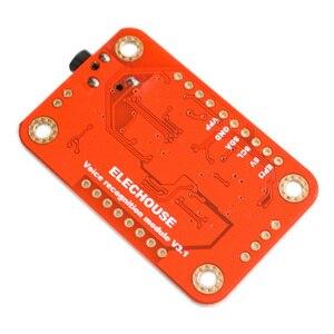 Image 3 - 1 Module de reconnaissance vocale V3 pour Arduino Compatible avec la reconnaissance vocale # Hbm0372