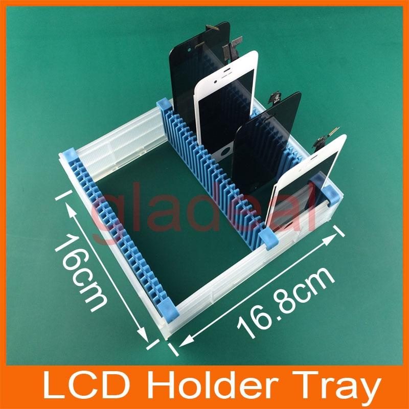 Anti Static Walls : Pcs lot universal slots anti static lcd pcb ajustable
