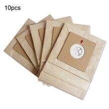 10 шт. сменный мешок для пылесоса пылесборник бумажные мешки пылесос запасные части Аксессуары