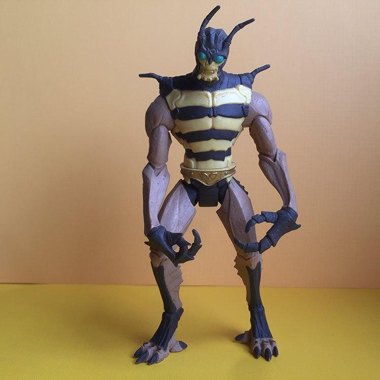 Original juguete clásico he-Man y los maestros del universo él hombre Buzz off figura de acción pvc juguete modelo coleccionable