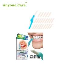 100pcs/lot Beauty Teeth Clean Eraser Oral Hygiene Gum massage whitening Dental Peeling Stick