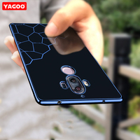 Huawei Mate 9 Case Cover Original Silicon Soft TPU Huawei Mate9 Case Ultra Thin Transparent Cover