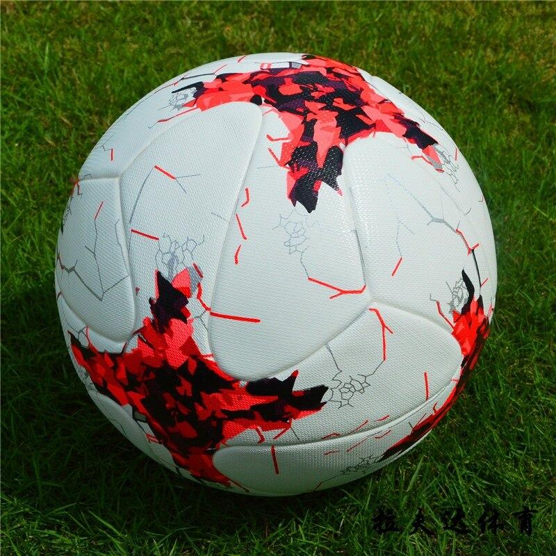 Material PU de alta Qualidade Da Liga Dos Campeões De Futebol Oficial Bola  Competição Profissional Trem 5 Durável Tamanho da Bola de Futebol em Futebol  de ... 272d085c7a896